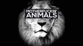 Martin Garrix Vs Botnek VS Geaux - Animals (Franz edit)
