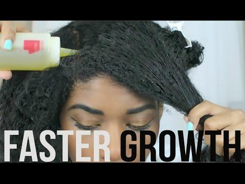 GROW LONG HAIR WITH DIY HAIR GROWTH OIL