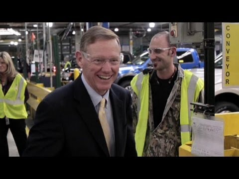 Bill Ford: We're Prepared for Alan Mulally's Exit