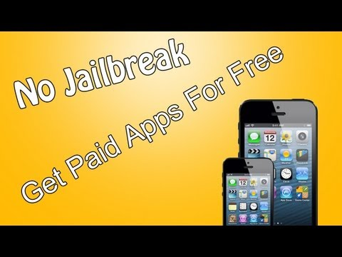 How To Get Paid Apps For Free For Non-Jailbroken Devices (25pp) WORKS ON IOS 7