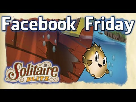 Facebook Friday :: Solitaire Blitz