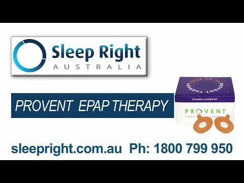PROVENT - EPAP for Snoring and Sleep Apnea