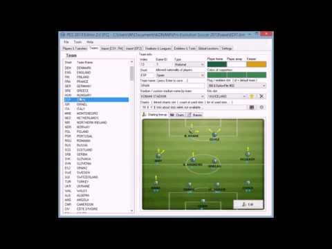 How to add any National Anthem PES 2013 (Part 3 of 3)