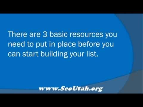 3 Essential Items To Help You Build Your Local Business Email List