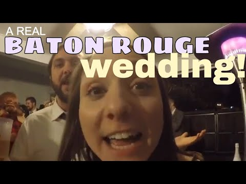A Real Down-Home BATON ROUGE BACKYARD WEDDING!  -- Louisiana  //  120