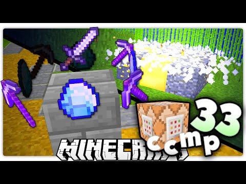Minecraft 1.9 | MAGIC ALCHEMY MACHINES | Custom Command Mod Pack #33