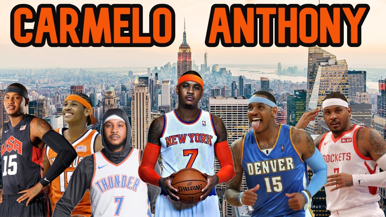 The Journey Of Carmelo Anthony - Documentary