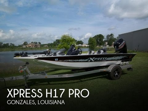 [UNAVAILABLE] Used 2015 Xpress H17 Pro in Gonzales, Louisiana
