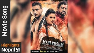 Mero Bhagya Ko Khushi - New Nepali Movie MERI KUSUM Song  | Tanka Budhathoki, Melina Rai 2017/2073