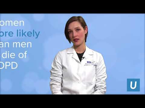Understanding Chronic Obstructive Pulmonary Disease (COPD) in women | UCLA Health