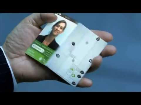 Pranav Mistry's Sixth Sense technology
