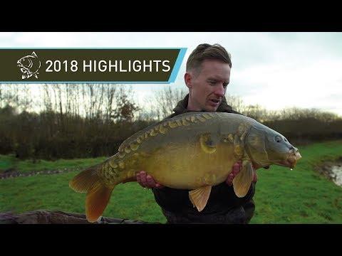 Best Carp Fishing Moments 2018 - Nash Tackle