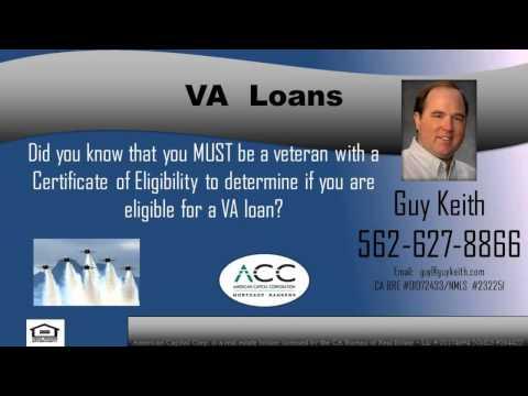 certificate of eligibility va loan 90805