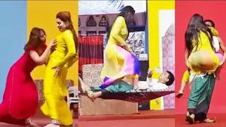 Payal Ch and Gudu kamal Full dirty comedy | new stage drama 2019