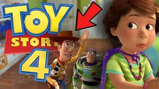 Humans find out toys are ALIVE!? in Toy Story 4