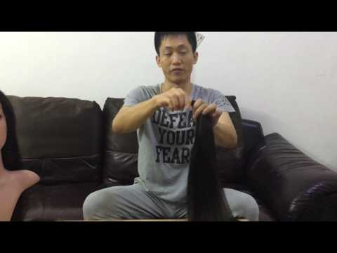 How to tell the difference Quality 8A 9A 10A grade virgin hair Wholesale?