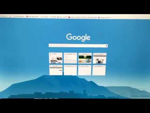 Google Easter Egg in Chrome