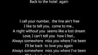 "Scorpions - Always Somewhere - HQ -  Scroll Lyrics ""22"""