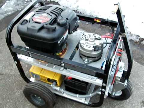 Homebrew 1.8kW Inverter-Generator