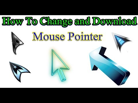 How To Change and Download Site Mouse Pointer On Windows 7 Hindi/Urdu