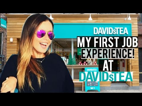 ALL ABOUT MY FIRST JOB | TIPS, EXPERIENCE & STORIES!
