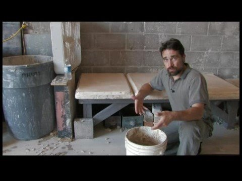 Making Pottery Clay : Wet Mixing Materials for Pottery Clay