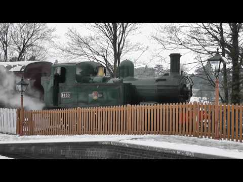 Severn Valley Railway - Spring Steam Gala - Saturday 23rd March 2013