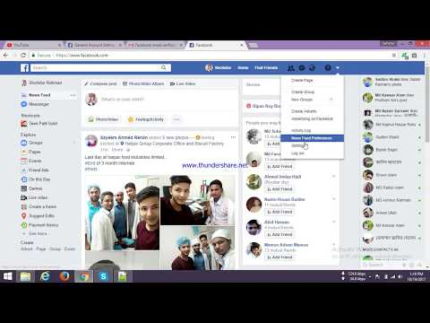 how to Change Facebook primary phone number or email in your facebook account
