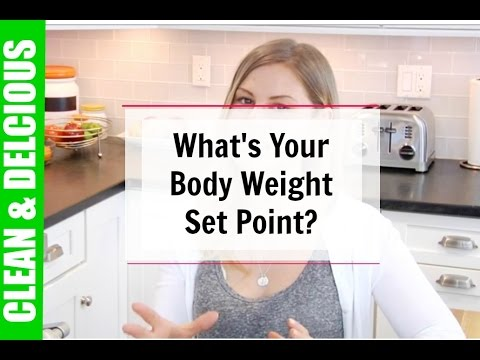 Weight Loss Tips: What's Your Body Weight Set Point?