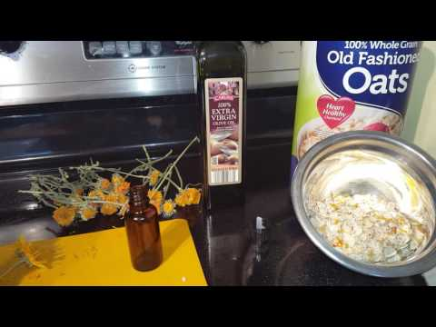 How to make Healing Recipes Using Calendula Flowers