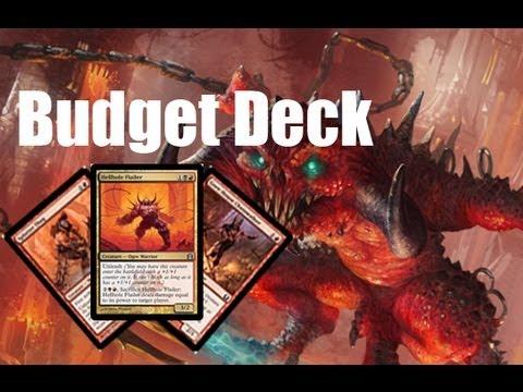 MTG- Budget Deck Tech: Rakdos Aggro
