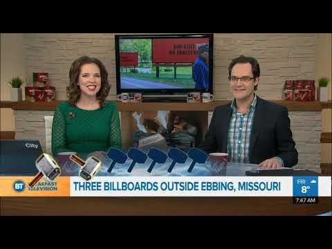 Thor's Hammers: Three Billboards Outside Ebbing, Missouri & Coco