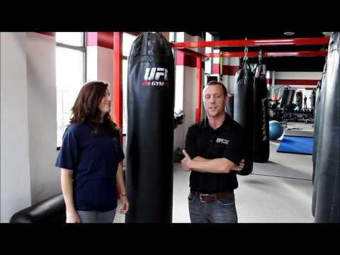 UFC Gym in Herndon, VA {New Year's Resolution}
