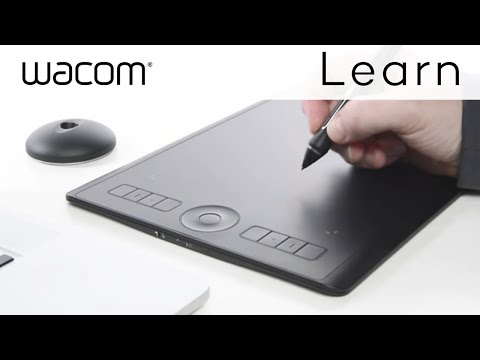 How to Hold a Wacom Pen