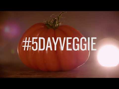 Sexy Veg?! | Jamie Oliver's #5DayVeggie Challenge