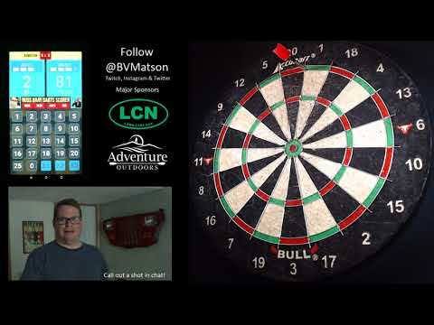 Finally beat the D1 Demon of my darts game for the 10-6 WIN!