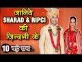 Sharad Malhotra Ripci Bhatia 10 SHOCKING UNKNOWN Facts TellyMasala