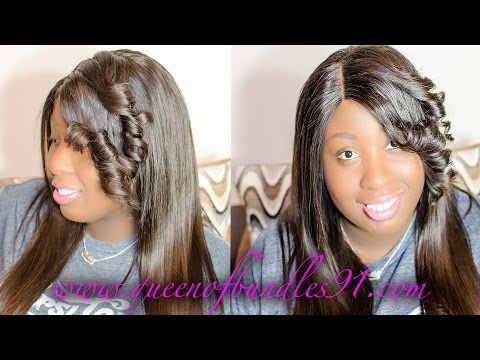 Queen of Bundles 8A Indian Straight Hair Review