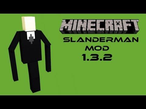Minecraft 1.8 -SlenderMan MOD+Download in description!