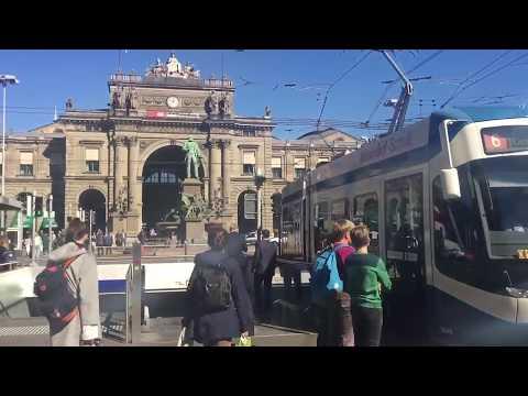 Bahnhoffstrasse - Zurich, Switzerland (Schweiz)
