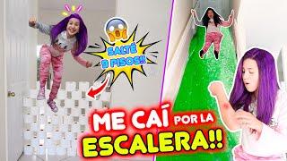 IMITANDO los TIK TOK más CÓMICOS DE CUARENTENA! Retos VIRALES! | Leyla star 💫