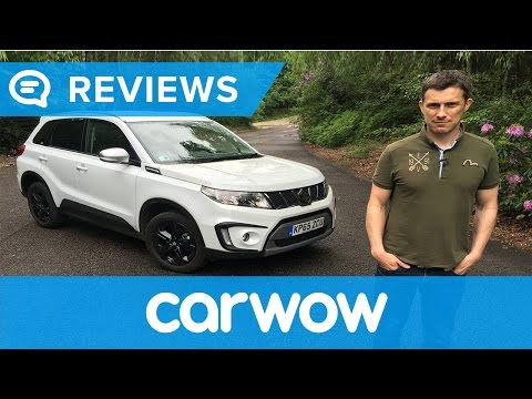 Suzuki Vitara SUV 2018 review | Mat Watson Reviews
