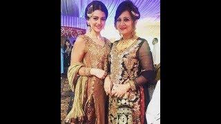zara noor abbas and asad siddiqui complete nikah ceremony.