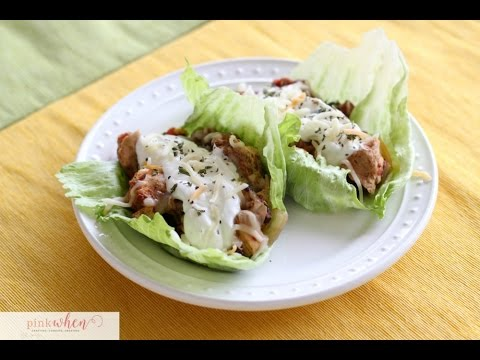 Crockpot (Slow Cooker) Chicken Taco Recipe