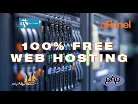 Free web hosting for wordpress with cpanel