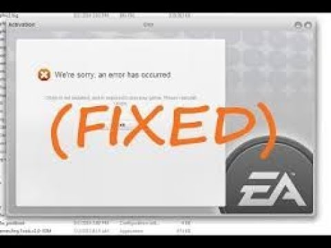How to bypass Fifa 15 origin activation error  fixed (2017)