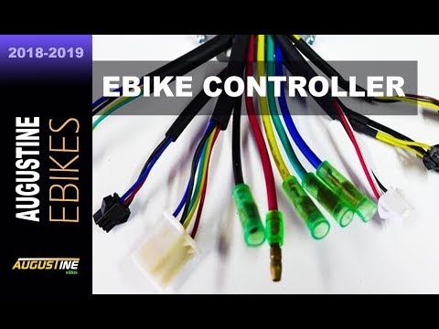 Electric Bike tips. 48v Controller installation,  E-Bike conversion Kit