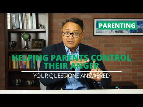 How to control anger | Temper control for parents