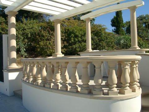 Making Cast Stone