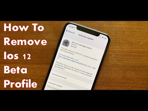 How to Uninstall & Remove iOS 12 Beta from Your iPhone without Restoring Your Device